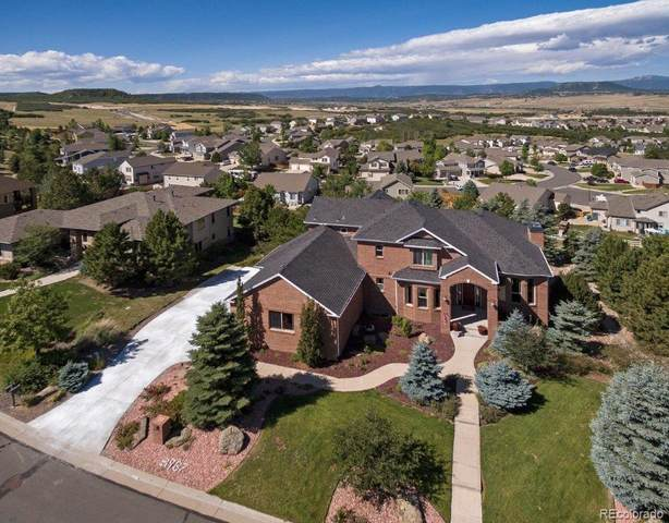 3987 Lions Paw Street, Castle Rock, CO 80104 (#8756683) :: The Gilbert Group