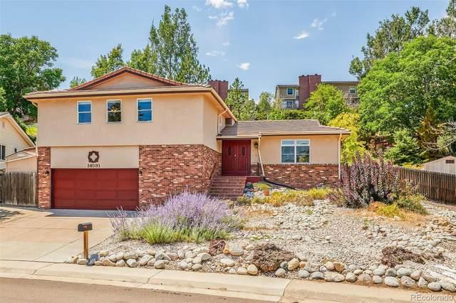 14591 W Archer Avenue, Golden, CO 80401 (#8756758) :: Peak Properties Group