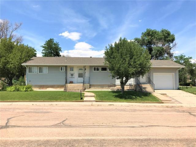 730 7th Street, Limon, CO 80828 (MLS #8757341) :: 8z Real Estate