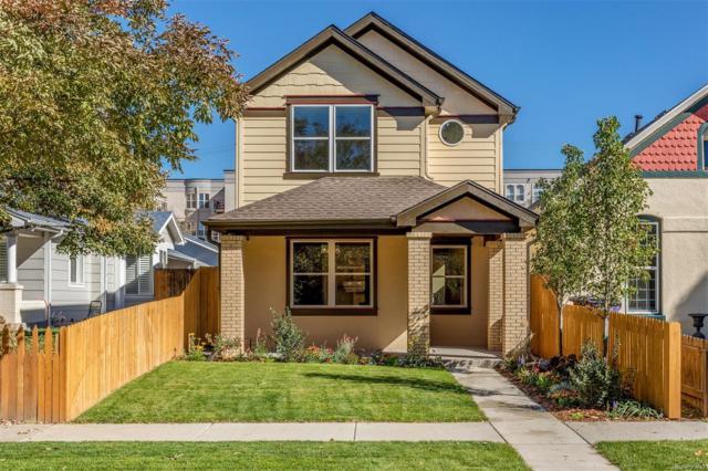 256 Acoma Street, Denver, CO 80223 (#8757814) :: The Dixon Group