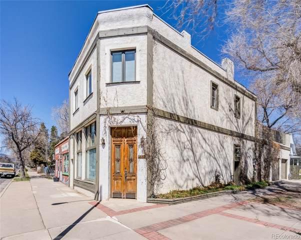1202 W Colorado Avenue, Colorado Springs, CO 80904 (#8758176) :: Wisdom Real Estate
