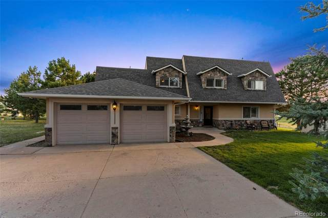 18230 Appaloosa Road, Monument, CO 80132 (#8758259) :: The Dixon Group