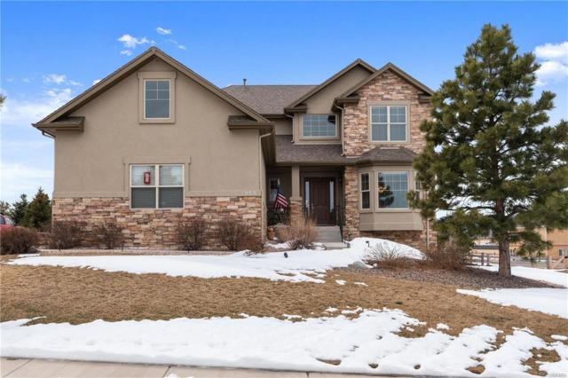 955 Woodmoor Acres Drive, Monument, CO 80132 (#8758298) :: My Home Team