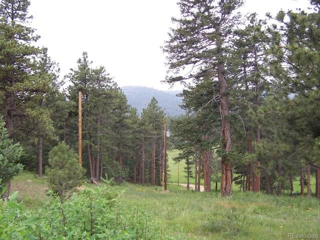 9256 Broken Bow Ranch Road Road, Morrison, CO 80465 (MLS #8758588) :: 8z Real Estate