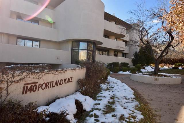 1140 Portland Place #202, Boulder, CO 80304 (#8758720) :: RazrGroup
