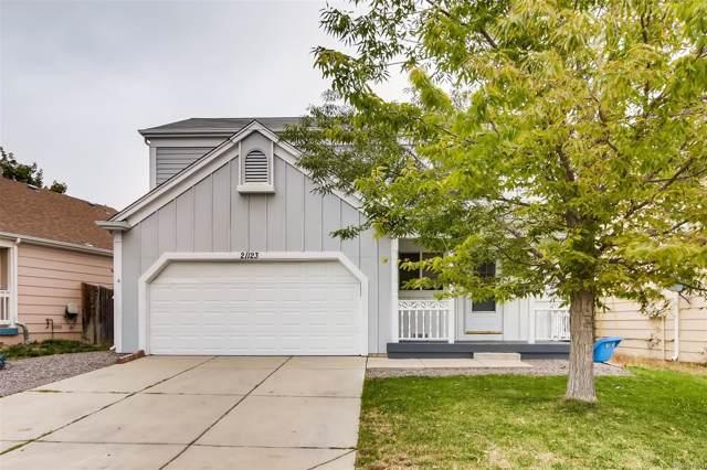 21123 E 45th Avenue, Denver, CO 80249 (MLS #8758998) :: 8z Real Estate