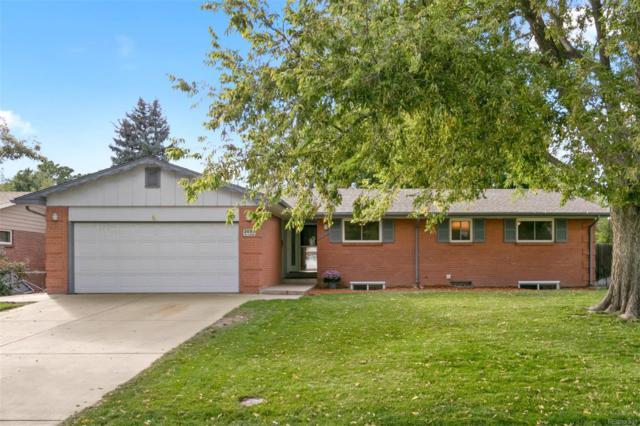 3059 S Gray Street, Denver, CO 80227 (#8759097) :: The DeGrood Team