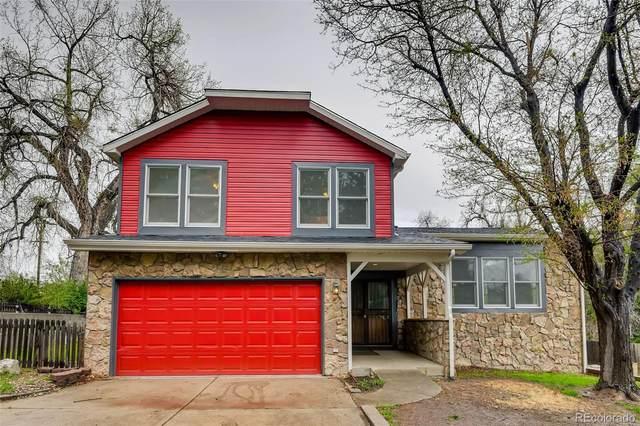 9340 W 20th Avenue, Lakewood, CO 80215 (#8759507) :: HomeSmart