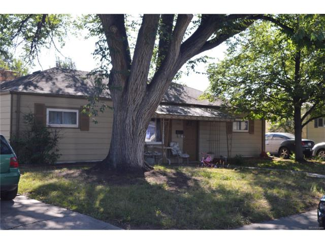 742 Uvalda Street, Aurora, CO 80011 (MLS #8759525) :: 8z Real Estate