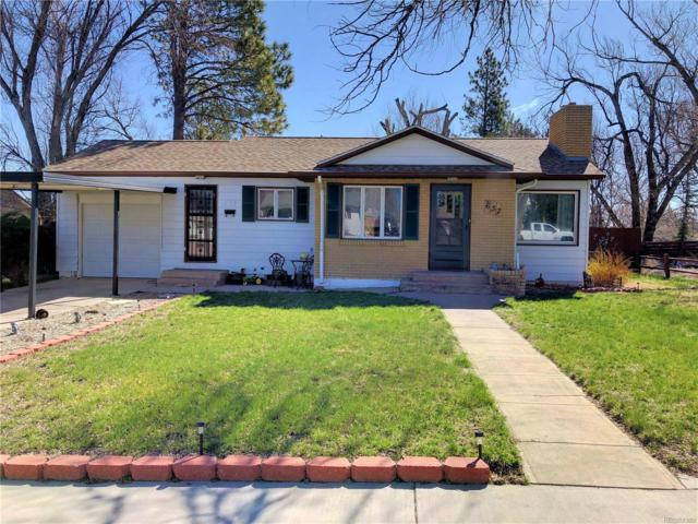 632 J Avenue, Limon, CO 80828 (#8759535) :: The Heyl Group at Keller Williams