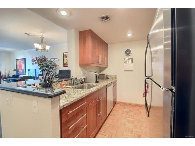 1777 Larimer Street #705, Denver, CO 80202 (#8759988) :: Thrive Real Estate Group