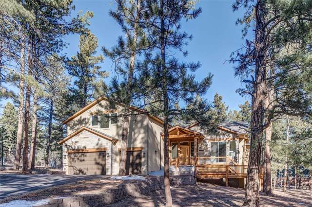 5785 Ada Lane, Larkspur, CO 80118 (#8760317) :: Keller Williams Action Realty LLC