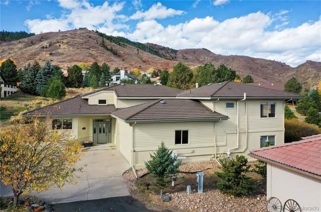 10847 Snow Cloud Trail, Littleton, CO 80125 (#8760474) :: Compass Colorado Realty