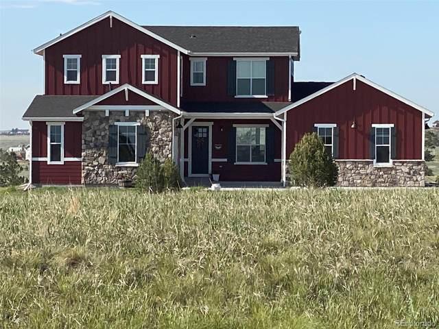998 Legacy Trail, Elizabeth, CO 80107 (MLS #8760842) :: 8z Real Estate
