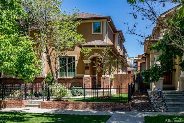 264 S Garfield Street, Denver, CO 80209 (#8761019) :: The Colorado Foothills Team | Berkshire Hathaway Elevated Living Real Estate