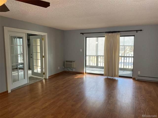 14390 E Marina Drive #105, Aurora, CO 80014 (MLS #8761149) :: 8z Real Estate
