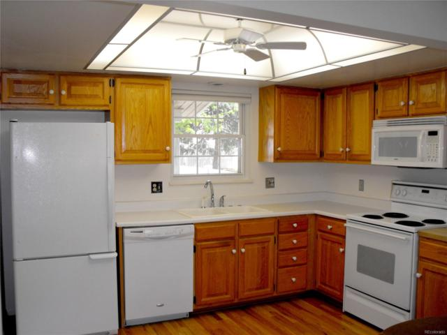 3208 S Xanadu Street, Aurora, CO 80014 (#8761409) :: The Griffith Home Team