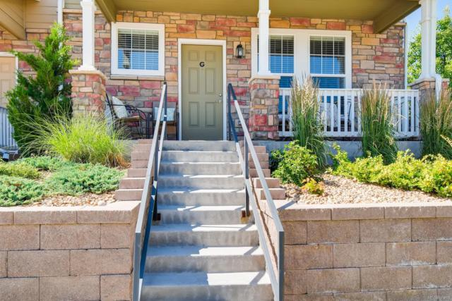 13600 Garfield Street G, Thornton, CO 80602 (#8761670) :: Compass Colorado Realty