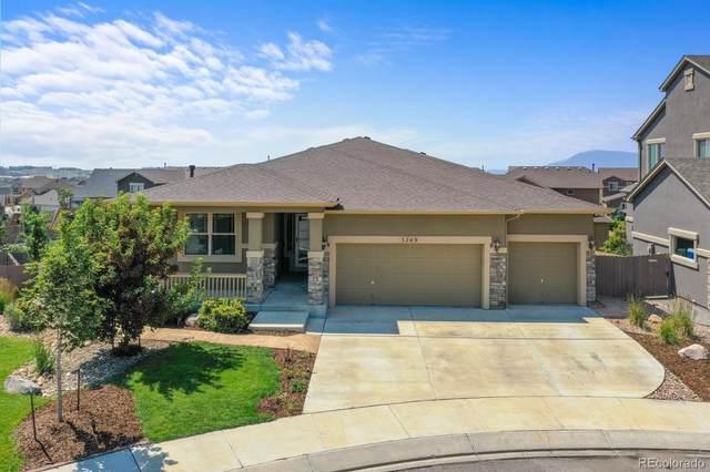 5269 Monarch Crest Way, Colorado Springs, CO 80924 (#8762026) :: Berkshire Hathaway HomeServices Innovative Real Estate