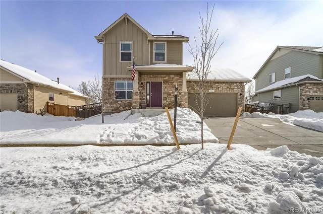114 Bristlecone Street, Brighton, CO 80601 (MLS #8762135) :: The Sam Biller Home Team