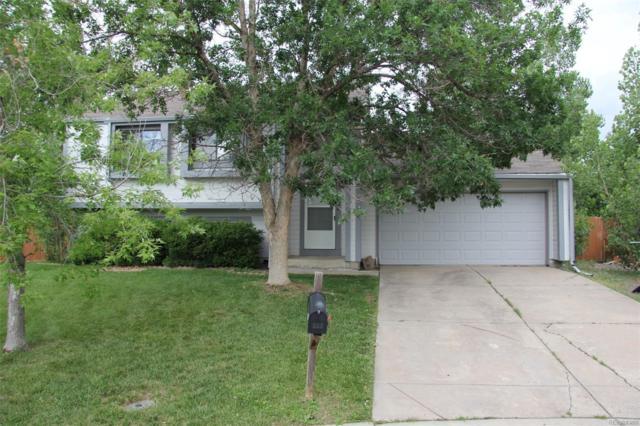 922 S Telluride Street, Aurora, CO 80017 (MLS #8762234) :: 8z Real Estate