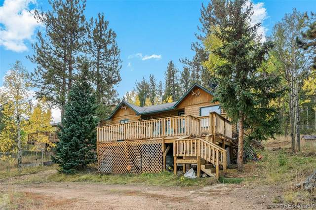 296 Anderson Road, Bailey, CO 80421 (#8762264) :: The DeGrood Team