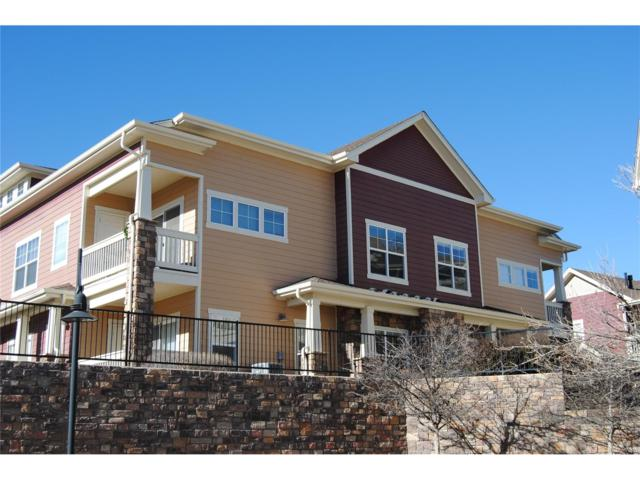 9438 Ashbury Circle #101, Parker, CO 80134 (#8762991) :: The Sold By Simmons Team