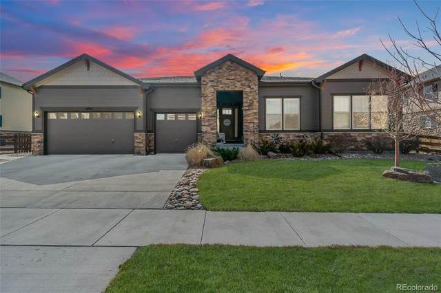 11951 S Meander Way, Parker, CO 80138 (#8763202) :: The Griffith Home Team