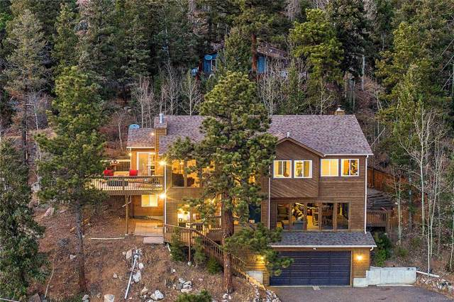 31257 Kings Valley, Conifer, CO 80433 (#8763267) :: Berkshire Hathaway Elevated Living Real Estate