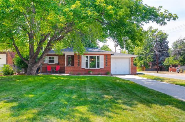 1375 Poplar Street, Denver, CO 80220 (#8763580) :: HomePopper