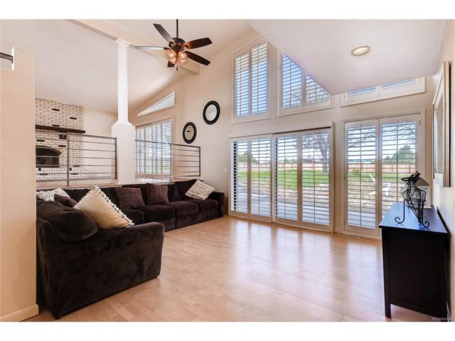16540 E Fair Avenue, Centennial, CO 80016 (MLS #8763835) :: 8z Real Estate