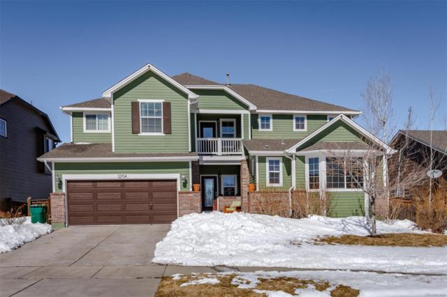 12104 S Grass River Trail, Parker, CO 80134 (#8763893) :: 5281 Exclusive Homes Realty