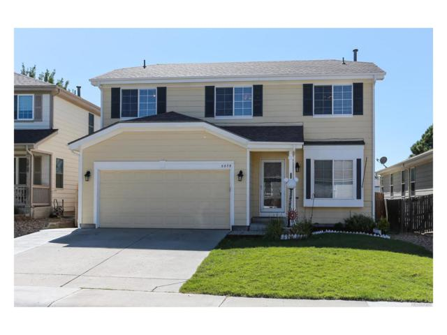 5079 Miriam Lane, Parker, CO 80134 (#8764269) :: The Sold By Simmons Team
