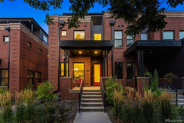 1368 Vine Street, Denver, CO 80206 (#8764317) :: The HomeSmiths Team - Keller Williams