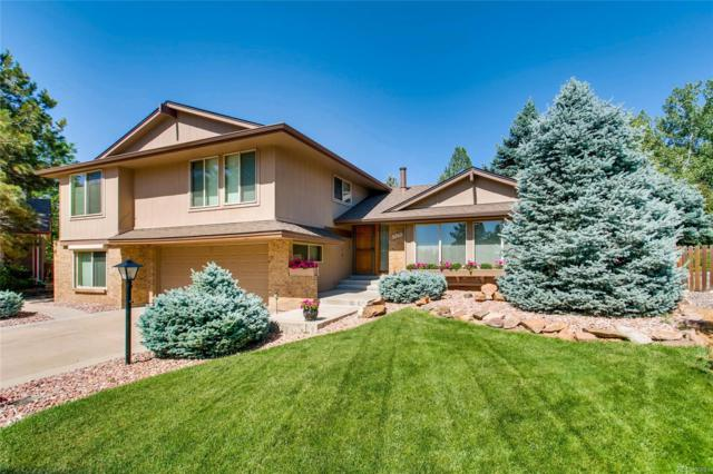 5383 E Lake Place, Centennial, CO 80121 (#8764478) :: The Galo Garrido Group