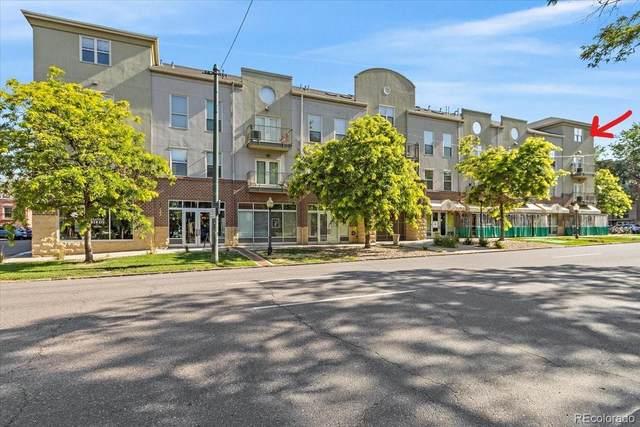 837 E 17th Avenue 3F, Denver, CO 80218 (#8764606) :: Venterra Real Estate LLC