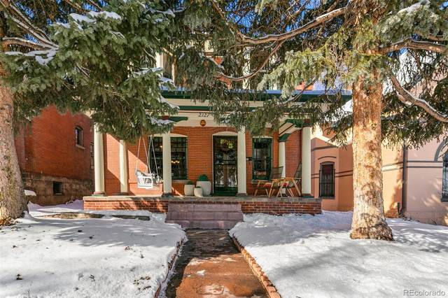 2127 N Williams Street, Denver, CO 80205 (#8764672) :: Realty ONE Group Five Star