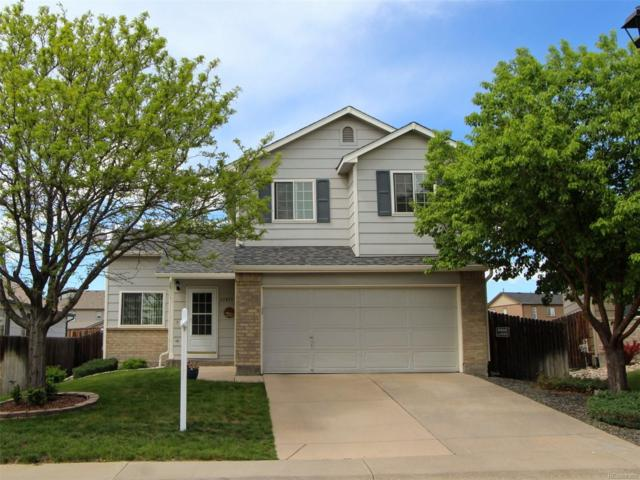 22879 E Belleview Place, Aurora, CO 80015 (#8764784) :: The Heyl Group at Keller Williams