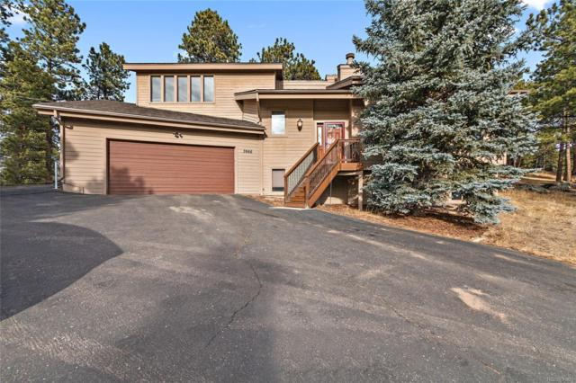 3966 Ponderosa Drive, Evergreen, CO 80439 (#8764790) :: Colorado Home Finder Realty