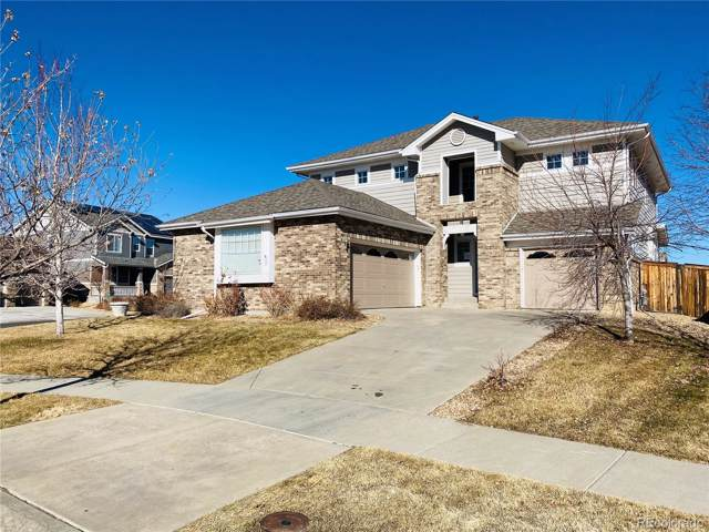 2776 S Lisbon Way, Aurora, CO 80013 (#8764882) :: The Griffith Home Team