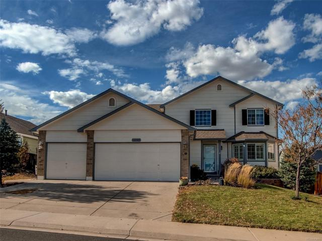 12589 Prince Creek Drive, Parker, CO 80134 (#8764904) :: The DeGrood Team