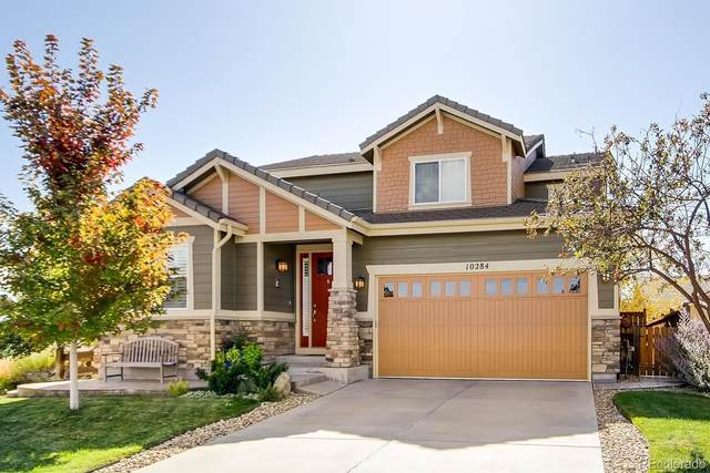 10284 Greenfield Circle, Parker, CO 80134 (#8764986) :: Briggs American Properties