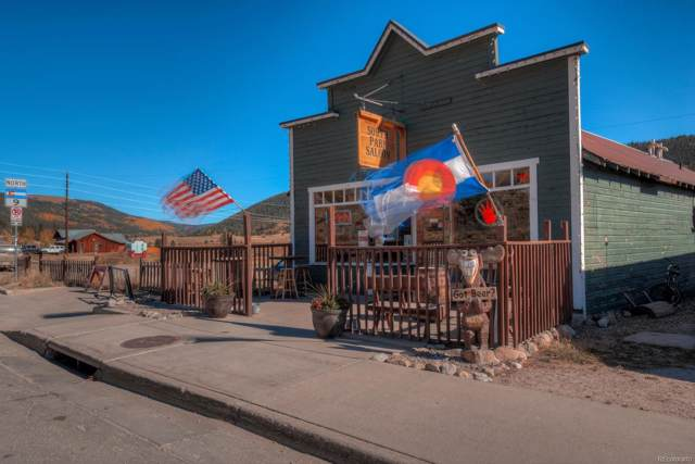 24 N Main Street, Alma, CO 80420 (#8765032) :: Mile High Luxury Real Estate