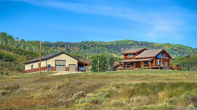 48225 Flora Court, Steamboat Springs, CO 80487 (#8765245) :: The Dixon Group