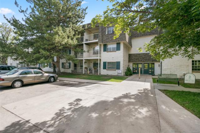 5875 E Iliff Avenue #208, Denver, CO 80222 (#8765280) :: Bring Home Denver