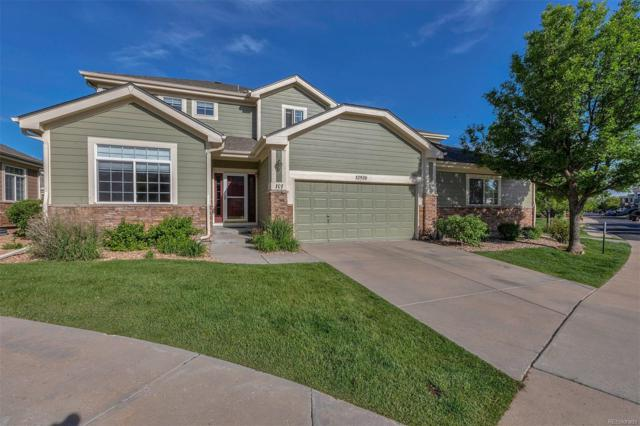 13936 Legend Trail #101, Broomfield, CO 80023 (#8765307) :: The Heyl Group at Keller Williams