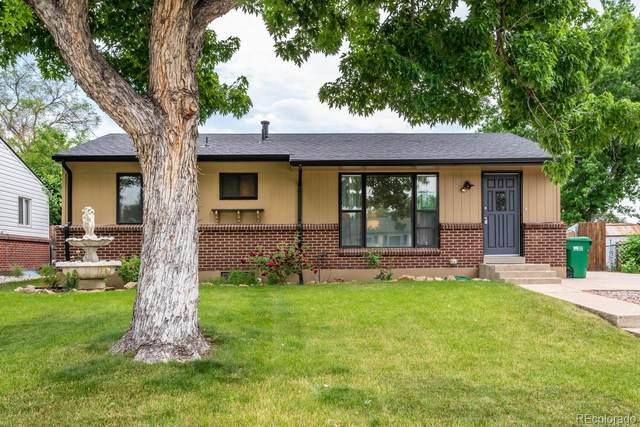 4344 Hoyt Street, Wheat Ridge, CO 80033 (#8765507) :: Wisdom Real Estate