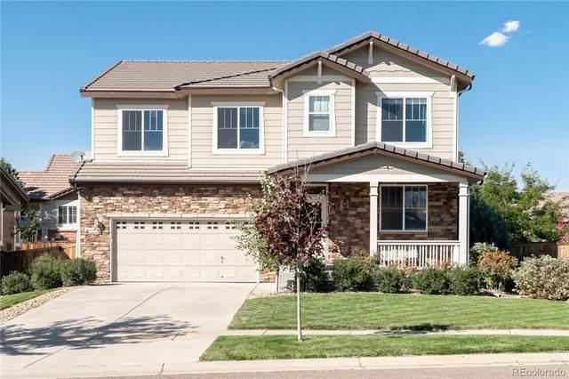 5792 S Catawba Way, Aurora, CO 80016 (#8765586) :: Kimberly Austin Properties
