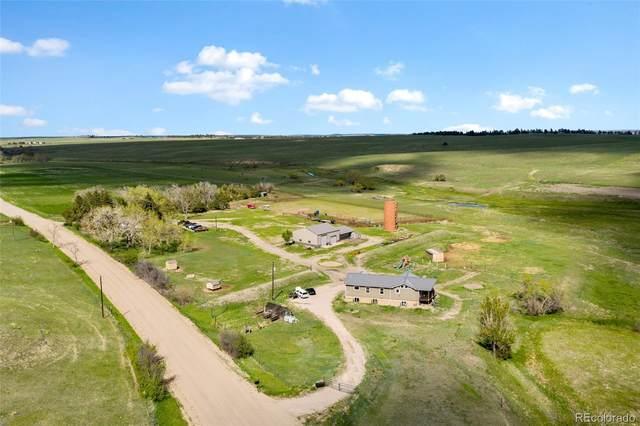 30048 Maul Road, Kiowa, CO 80117 (MLS #8765764) :: Find Colorado