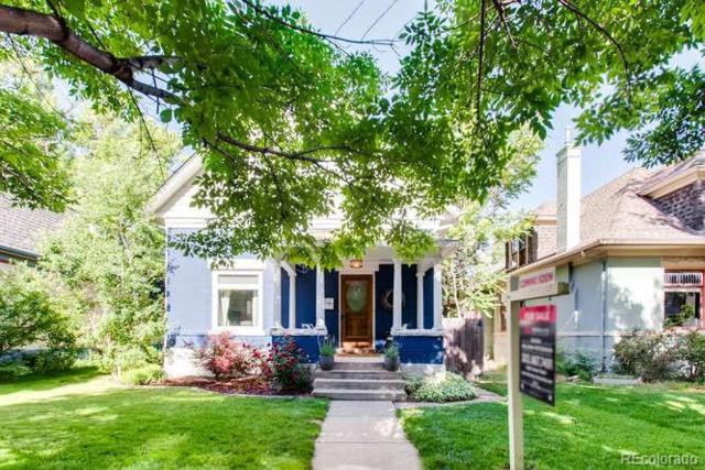 645 S Sherman Street, Denver, CO 80209 (#8766848) :: The HomeSmiths Team - Keller Williams